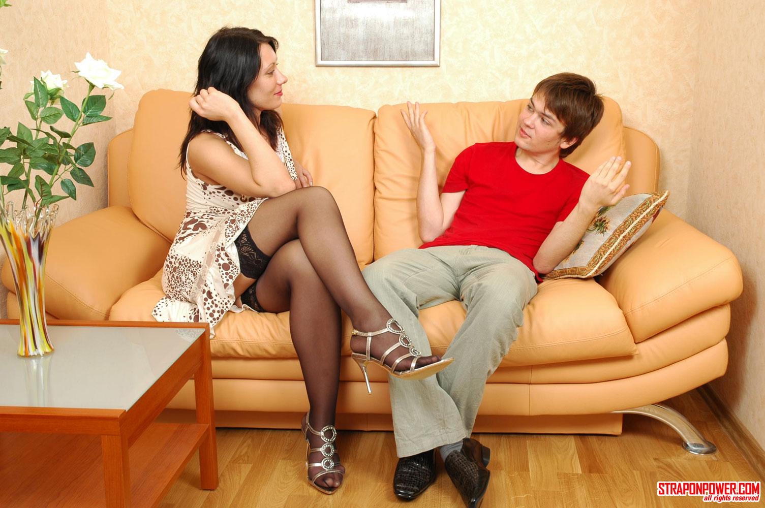 Русские девушки доминирующие в сексе 16 фотография